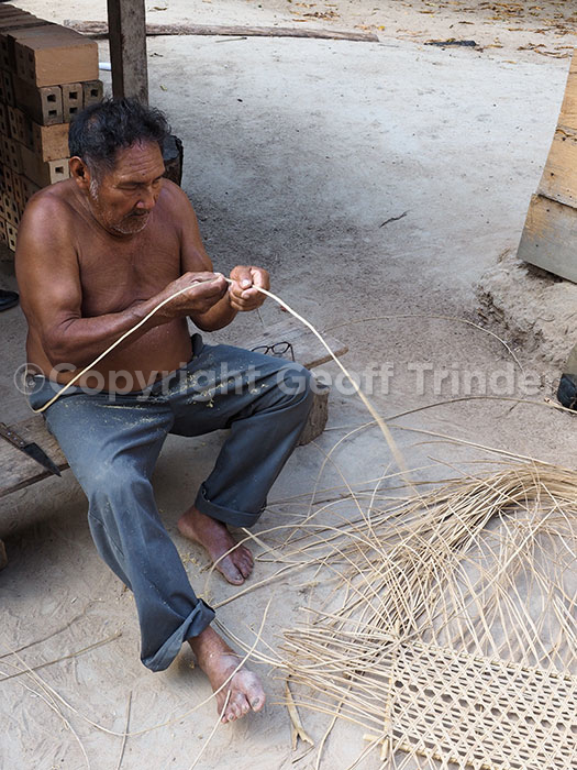 Guyana Basket-Maker